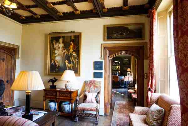Reception The Manor Country House Hotel