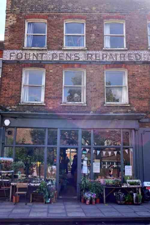 Stoke Newington London Guide brunch
