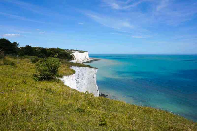 white cliffs of dover day trip from london