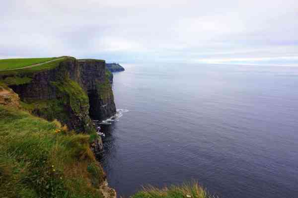 cliffs of moher west coast ireland