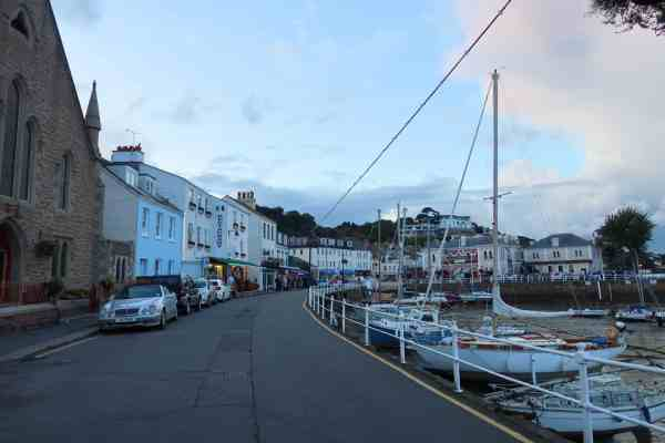 Jersey British Isles weekend guide St Aubin