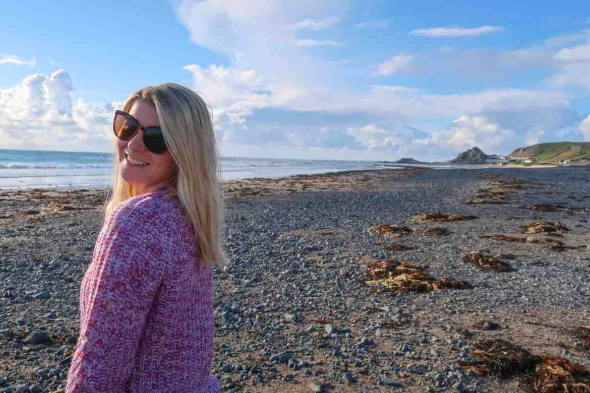 Jersey Channel Island itinerary, St Ouen Bay Ellie Quinn