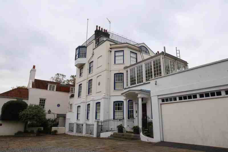 Things to do in Hampstead London Admirals House