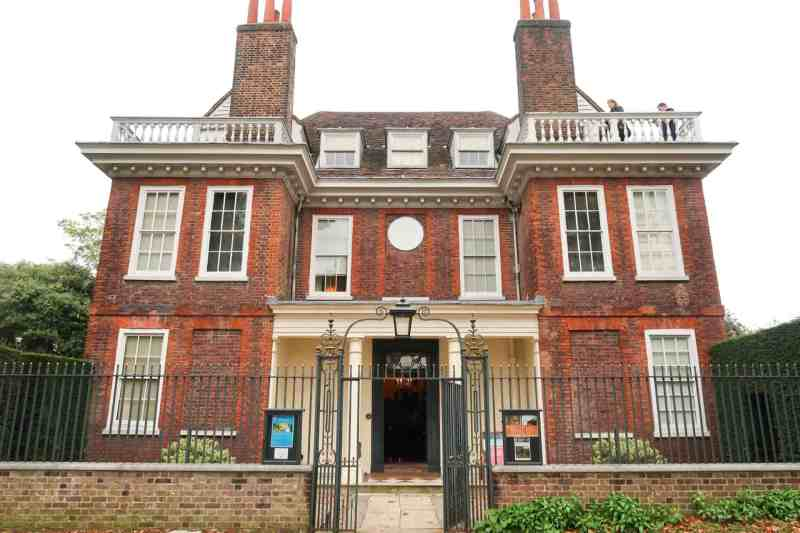 Things to do in Hampstead London Fenton House