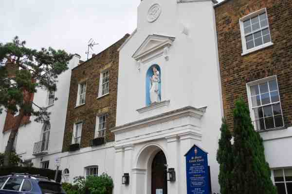 hampstead walking guide st marys church