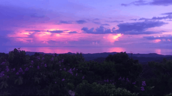 Islands to Visit in the Philippines, Siquijor sunset
