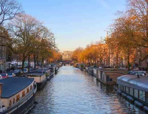 amsterdam budget weekend