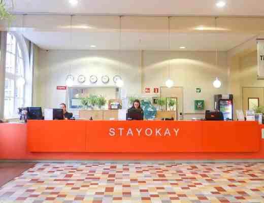 stayokay zeeburg hostel amsterdam