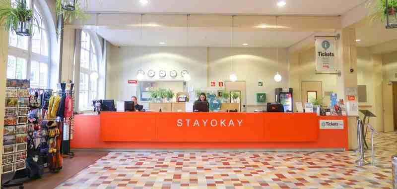 Stayokay Amsterdam Zeeburg Review