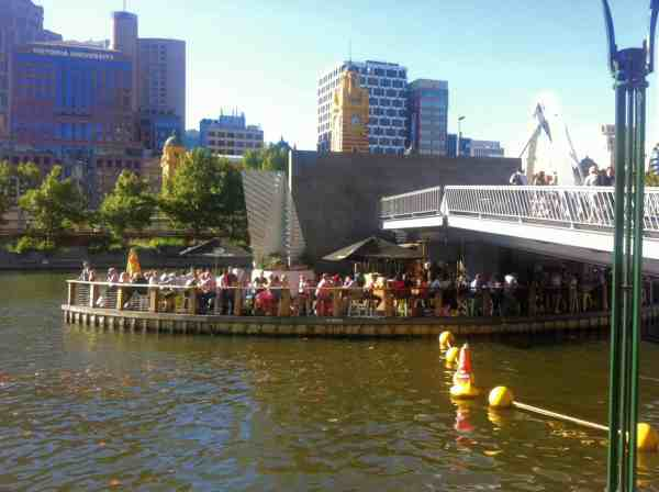 Pony fish island Melbourne things to do