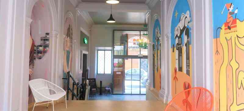 RomeHello Hostel Review