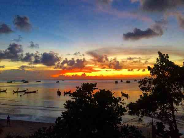 1 month Thailand itinerary, koh tao
