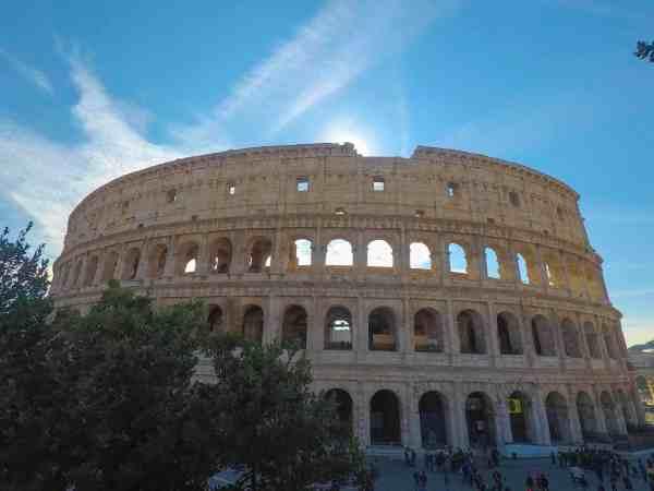 The RomeHello Hostel close to colosseum
