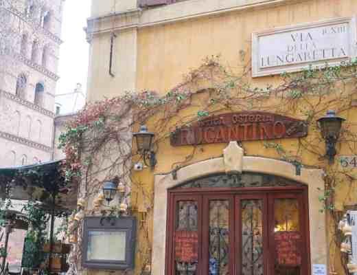 Trastevere Gianicolo Hill Rome
