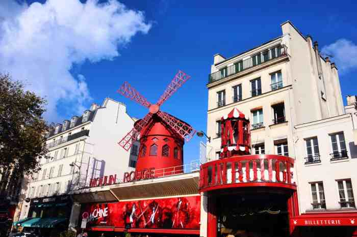 Paris Bucket List, Moulin Rouge