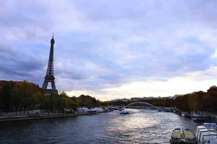 Paris Bucket List, River Seine