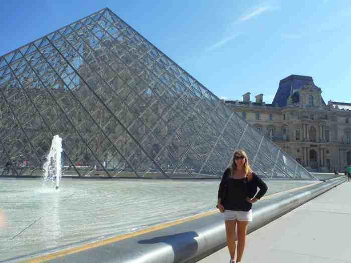 Paris Bucket List, The Louvre