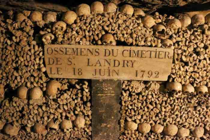 Paris Bucket List, Catacombs best tours to do in paris