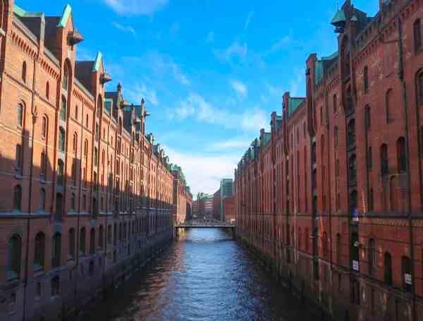 2 days in Hamburg canals