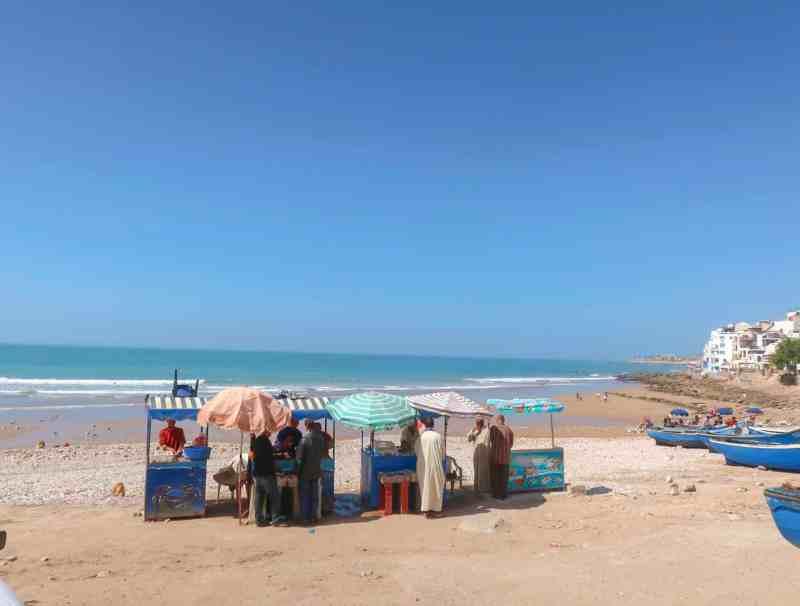 Taghazout Morocco Village photo