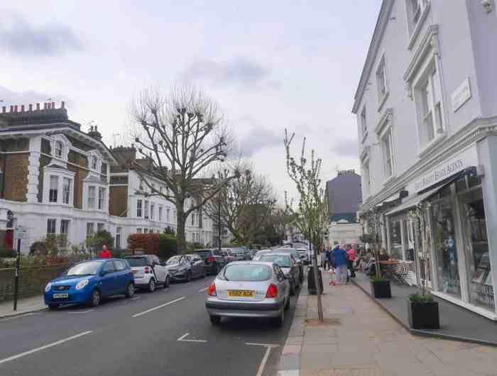 Primrose Hill High Street