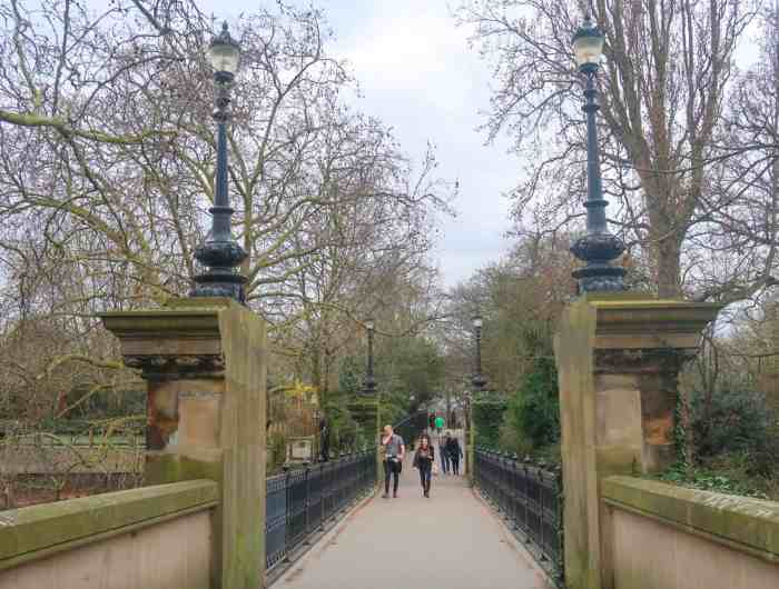 Primrose Hill Regents Park