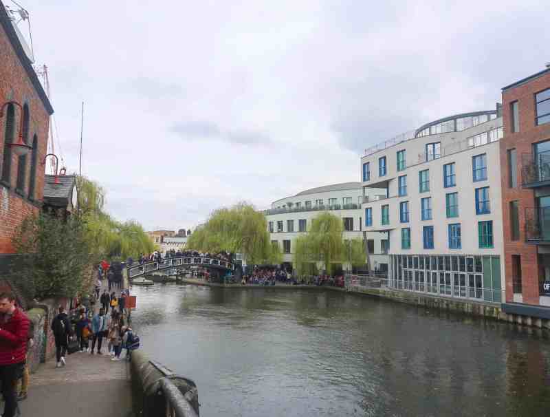 Regents Canal Walk, Primrose Hill Regents Canal Camden