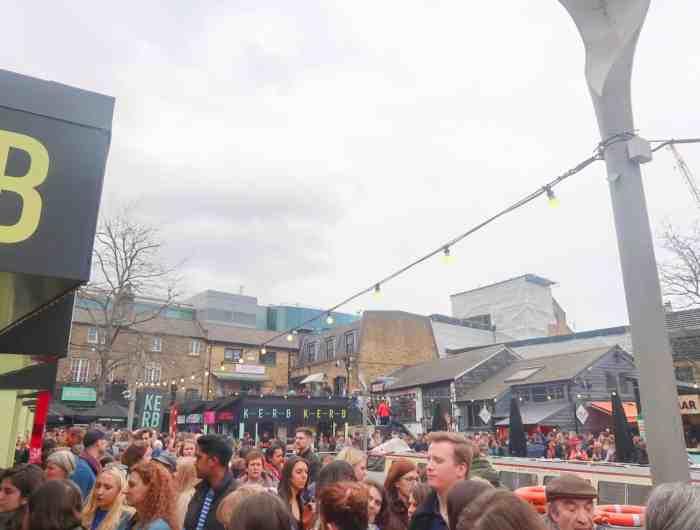 Primrose Hill Camden Market