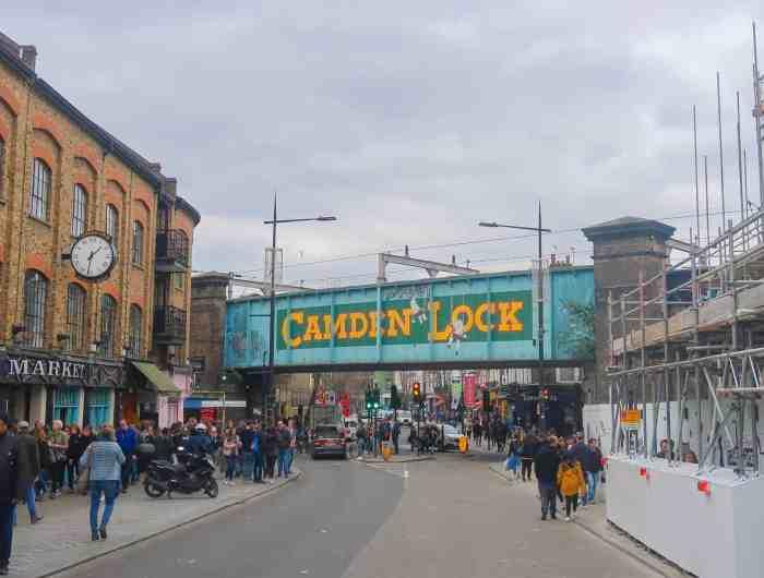 Primrose Hill Camden