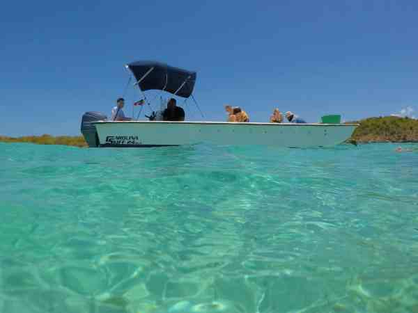 Things To Do in Antigua Away From The Resort, snorkelling
