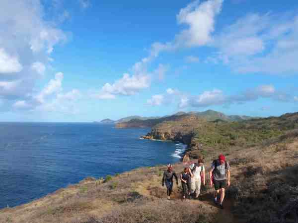 Things to do in Antigua and Barbuda hiking