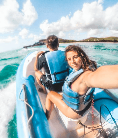 Things to do in Antigua and Barbuda reef riders