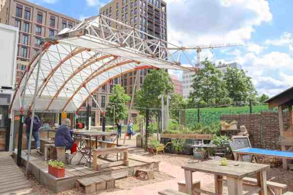things to do in Kings Cross, Skip Garden