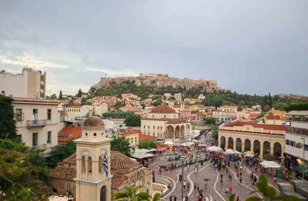 Things to do in Athens Greece
