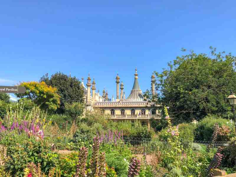 Brighton Day Trip from London, Brighton pavilion