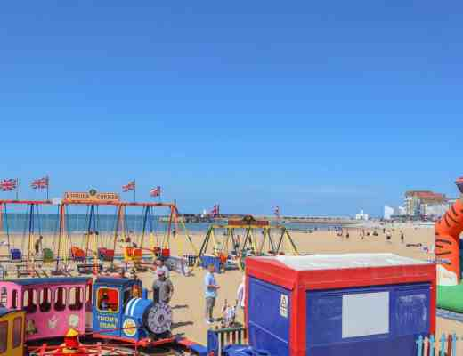 day trip to margate from london