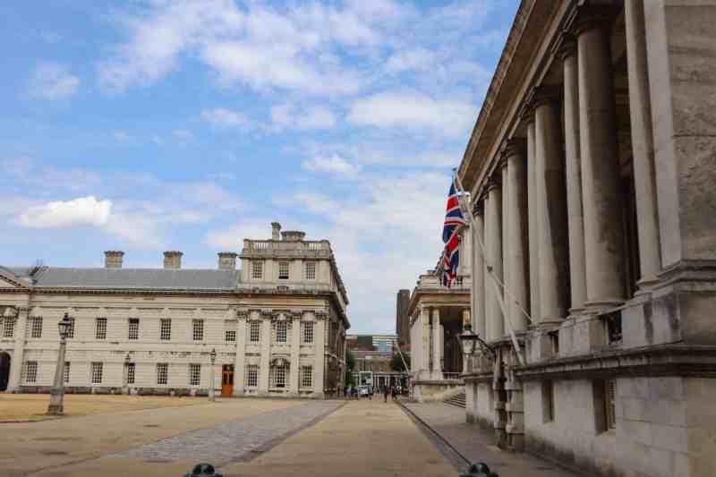 Greenwich London things to do University
