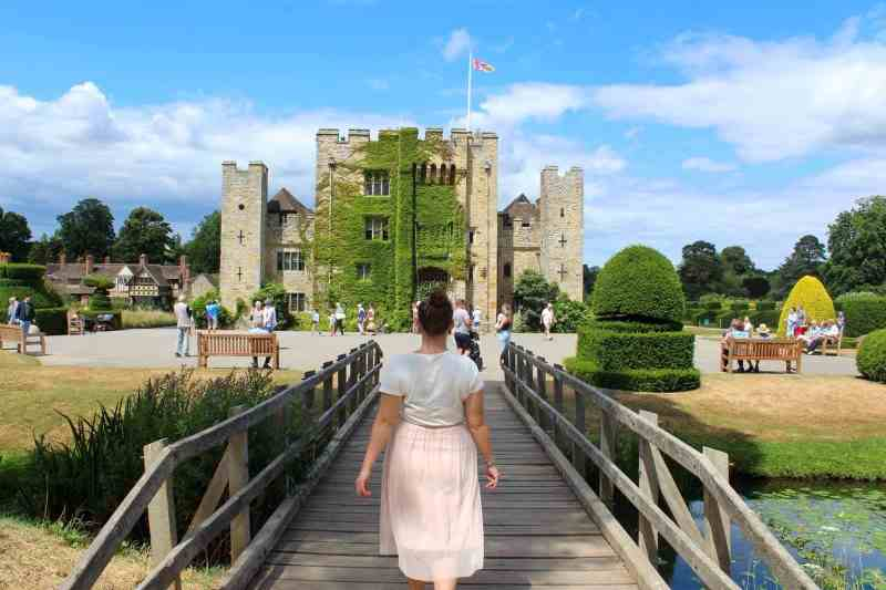 Hever Castle day trip from london