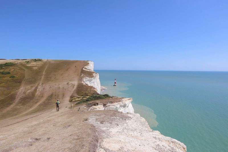seven sisters cliffs day trip from london