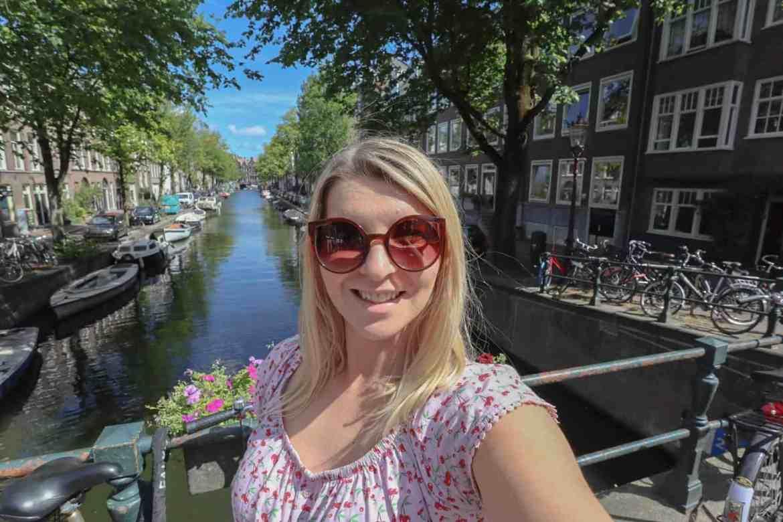 Amsterdam solo travel, Amsterdam solo female traveller