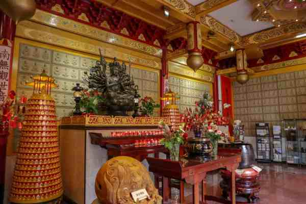 Amsterdam buddhist temple
