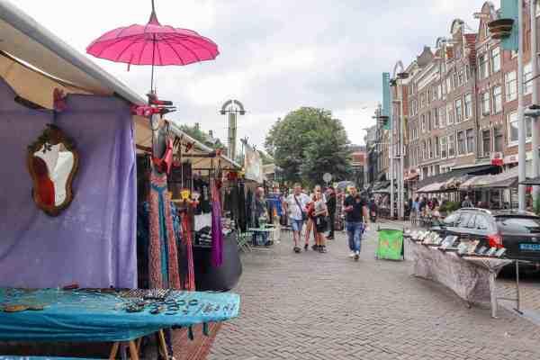 Amsterdam Central to Rijksmuseum, Amsterdam market