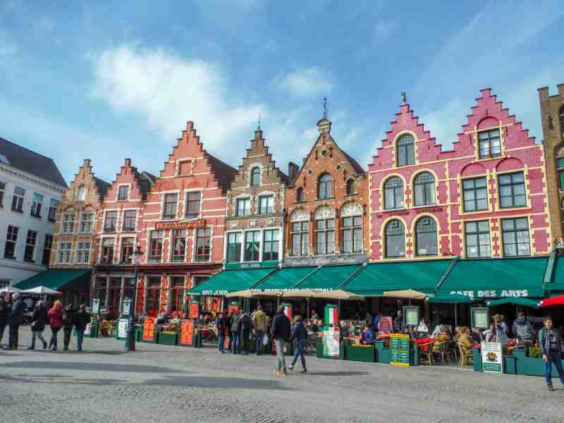 Alternative Day Trips From London, bruges