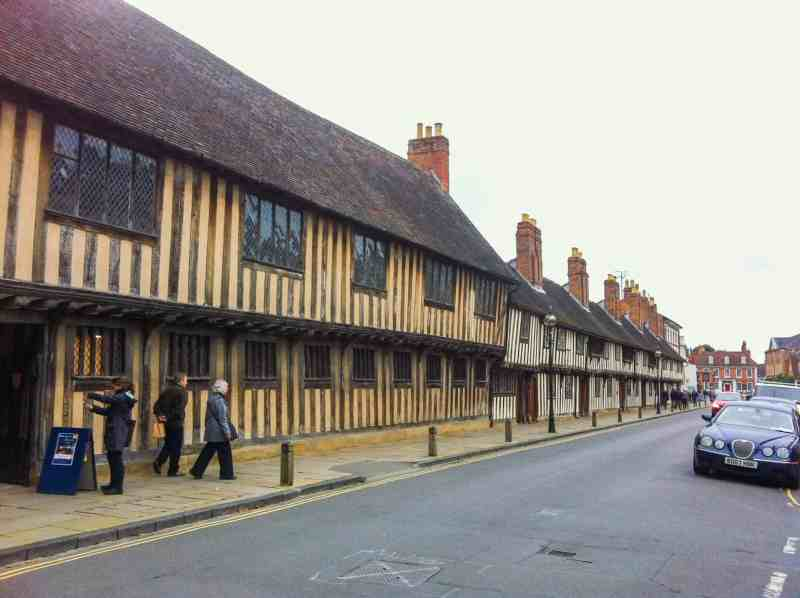 Alternative Day Trips From London, stratford upon avon
