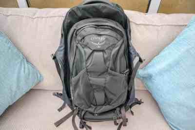 backpacking essentials backpack