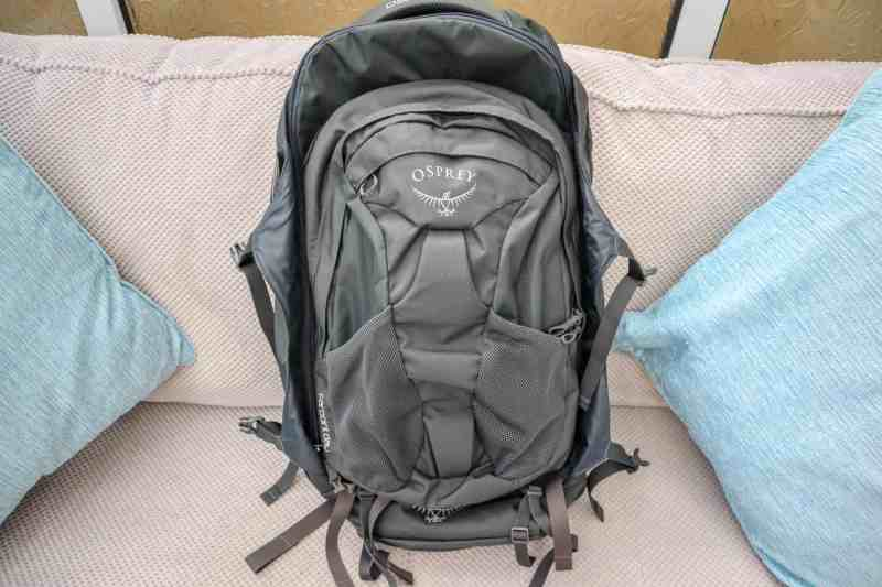 Buying a Backpack for Travelling