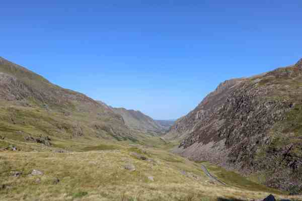 North Wales Itinerary, Snowdon