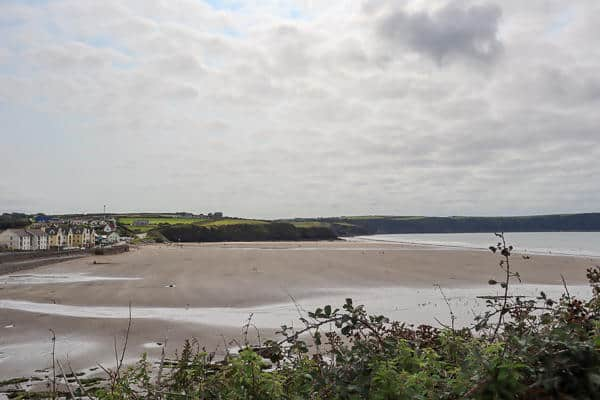 Things to do in Broad Haven Wales Beach