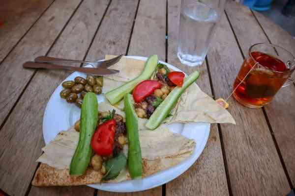 The Grand Meshmosh Hotel Beirut Lebanon Review Breakfast