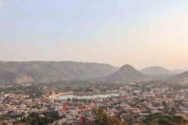 pushkar travel tips accommodation